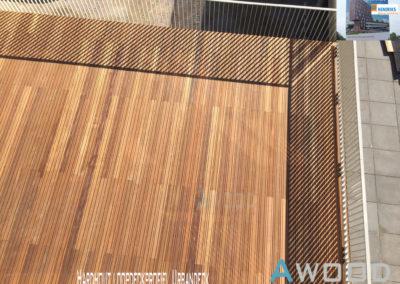 Bangkirai Urban Grid, Hendriks Bouw