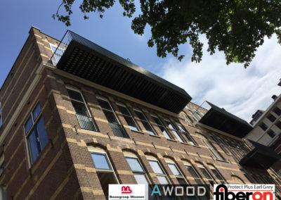 Fiberon Bouwgroep Moonen Amsterdam