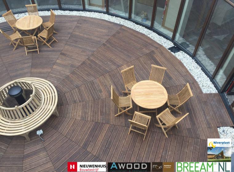 Moso Bamboo X-treme, Nieuwenhuis Bouw