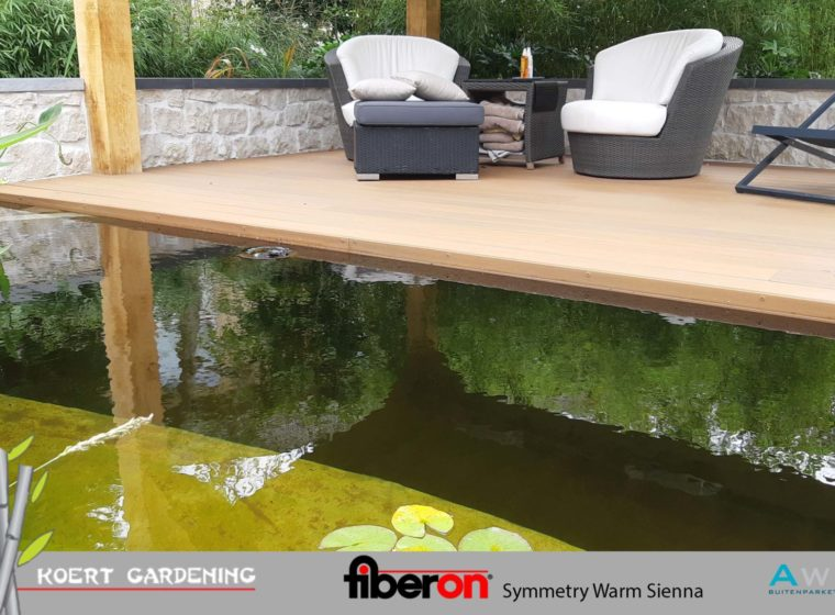 Fiberon Warm Sienna Koert Gardening