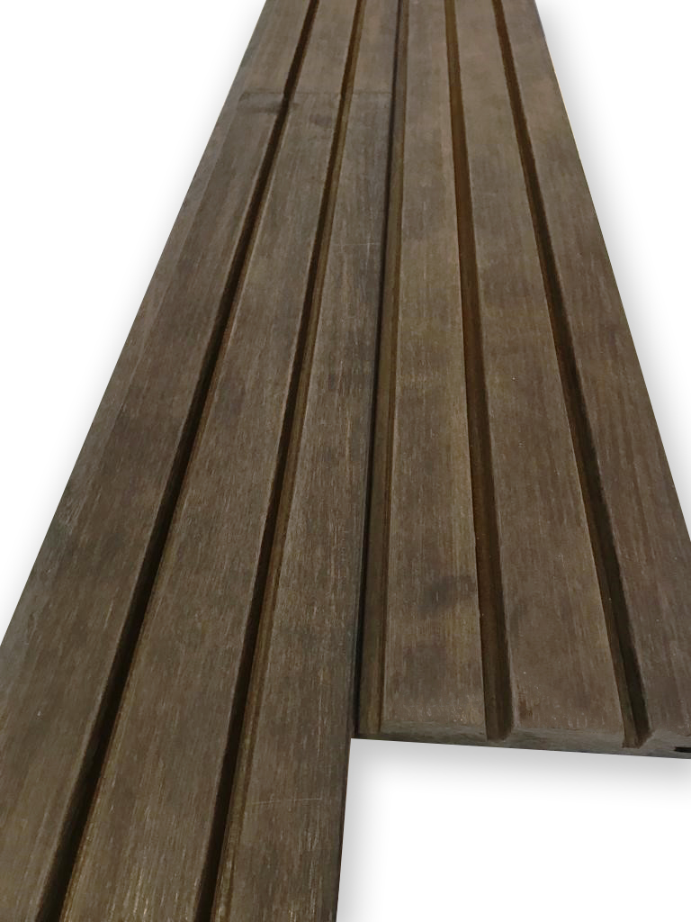 Moso Bamboo Triple Rhombus