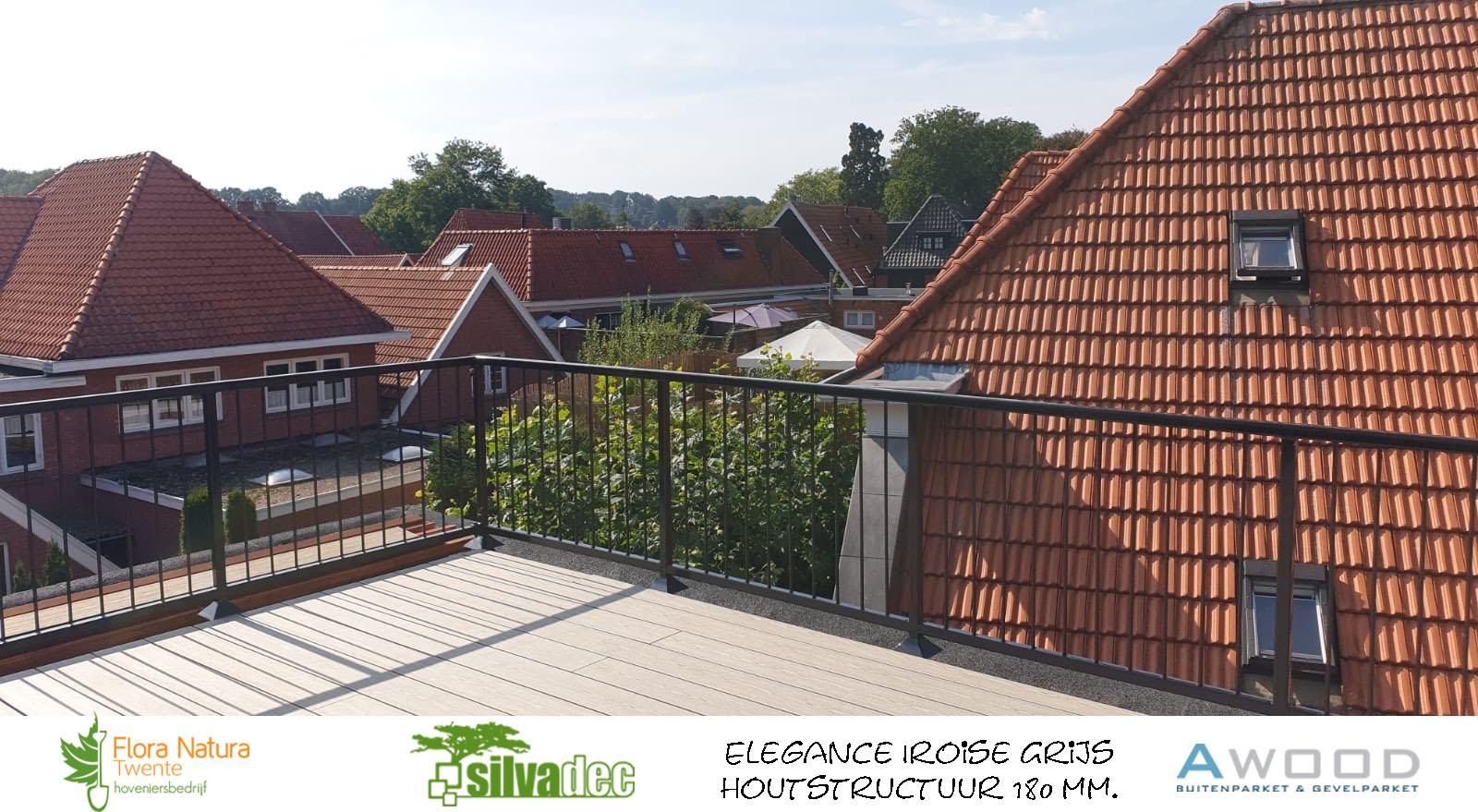 Silvadec Elegance Iorise houtstructuur Ootmarsum Flora natura Twente 2 logo