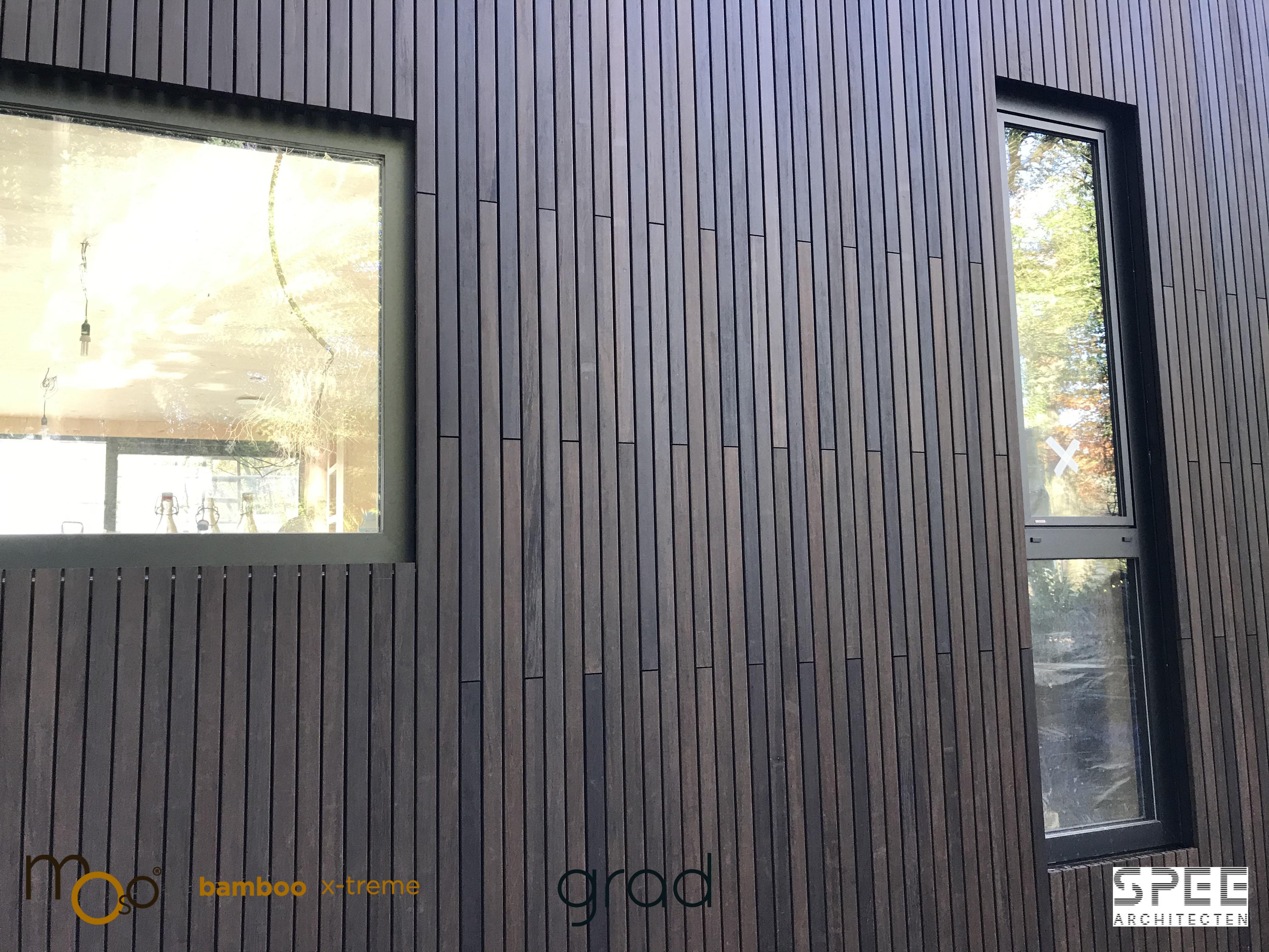 Moso Bamboo Xtreme GRAD Spee Architecten 2